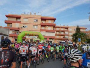 Bicicleta de Carretera Spicles Aramo en la Clásica del Bajo Andarax